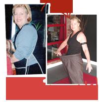 Nancy lost 64 pounds at La Habra CrossFit