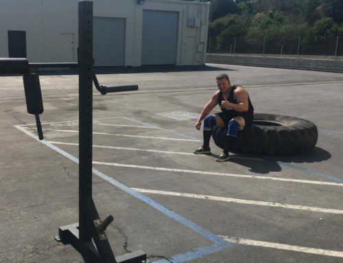 "WOD-210417 ""2016 CROSSFIT GAMES REGIONALS EVENT 4"""