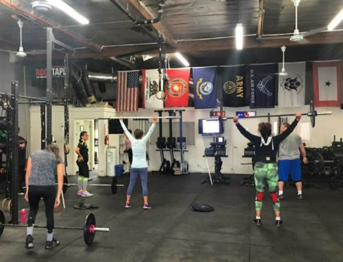 "WOD-210420 ""AMAZING GRACE"""