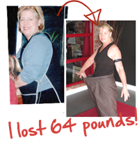 Nancy lost 64 pounds at La Habra CrossFit